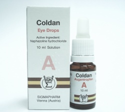 Coldan Eye Drops 明亮眼藥水