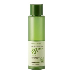Natural Republic Aloe Vera 90% Soothing & Moisture Toner 蘆薈舒緩保濕爽膚水