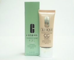 倩碧 水凝保濕CC霜 SPF30 - CLINIQUE moisture surge CC cream