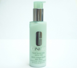 倩碧洗面液(特別溫和配方) CLINIQUE liquid facial soap extra-mind