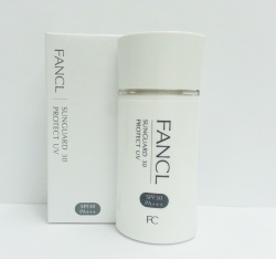 FANCL Sunguard 30 (Protect UV) 透亮防曬露30號 SPF30, PA+++